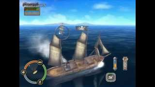 Swashbucklers: Blue & Grey - gameplay