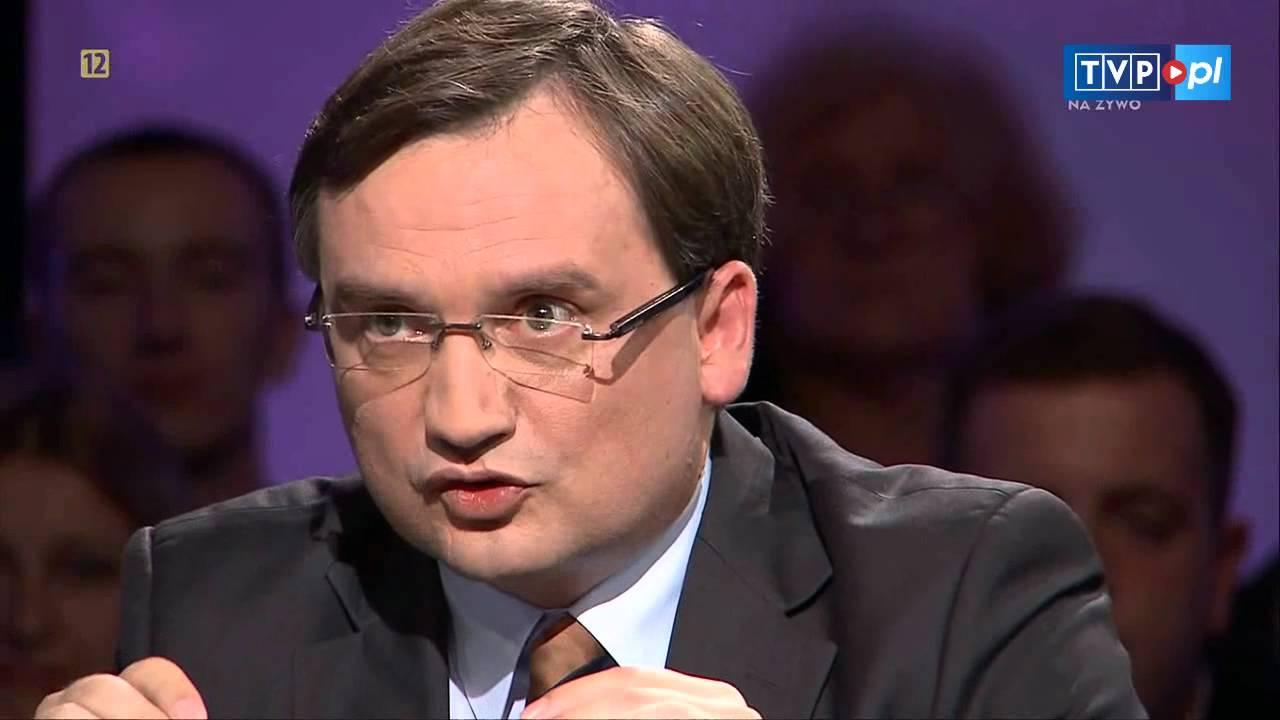 Tomasz Lis na żywo - Zbigniew Ziobro kontra Janusz Palikot