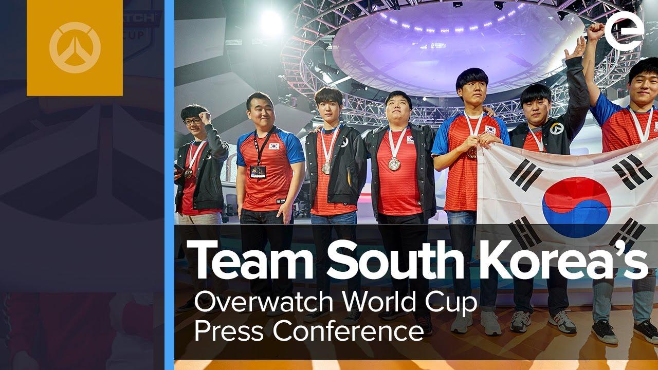 Overwatch World Cup 2021 South Korea