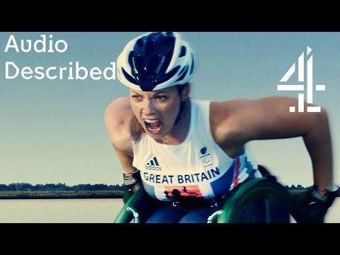 Audio Described: Team GB Paralympians on What It Means to be Superhuman: Superhuman Stories