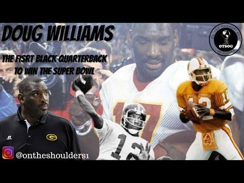 Doug Williams:The First Black Quarterback to Win the Super Bowl