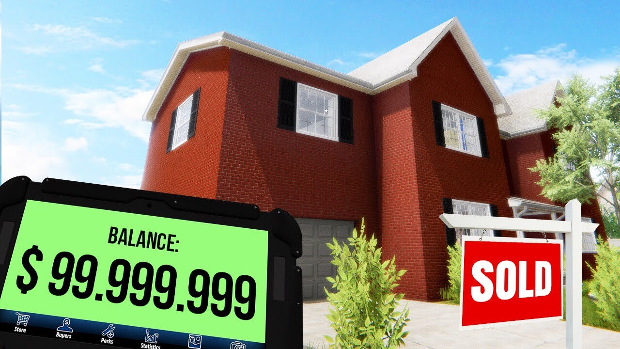 UNLIMITED $99,999,999 MONEY HACK! (House Flippers)