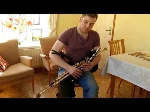 Sport (Jig) Uilleann pipes Chris McMullan
