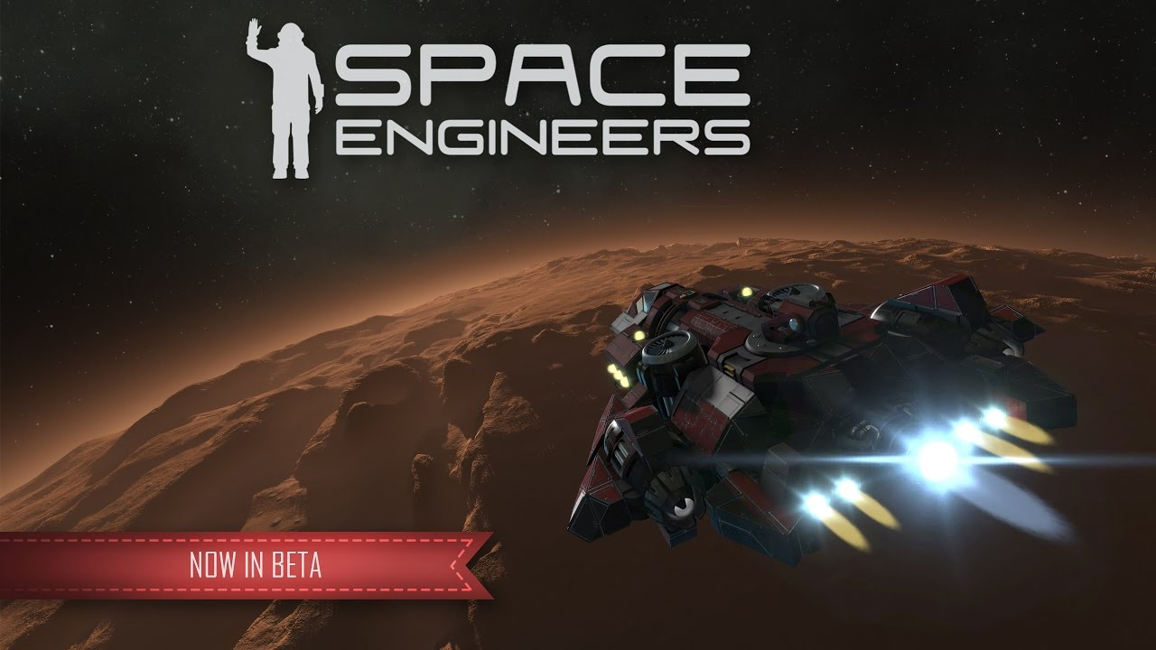 space engineers beta trailer youtube. Black Bedroom Furniture Sets. Home Design Ideas
