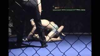 Martin Jaroš(JMFS) vs Petr Dutko(CSC Karviná), MMA 3x3min