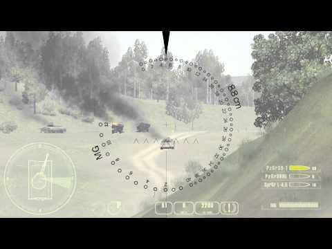 T-34 против Тигра, Тигр Миссия №4 Заслон