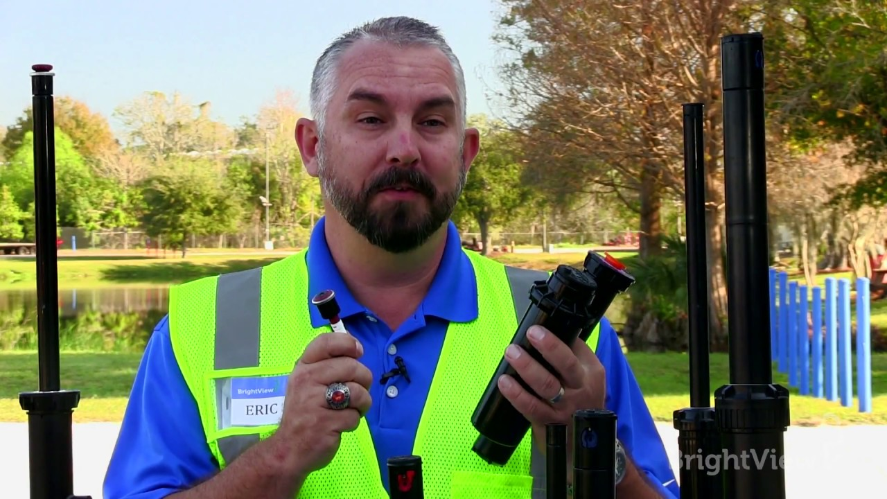 What is the Difference Between Irrigation Sprinkler Heads? - Ask