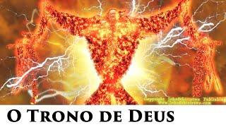 visão de Ezequiel do trono de Deus.profeta Ezequiel 1 e 10.Portuguese subtitles.português.querubins.