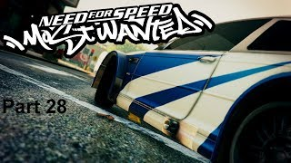 Need for Speed: Most Wanted (2005) - Walkthrough Part 28 - Blacklist Challenge: Webster (#5)