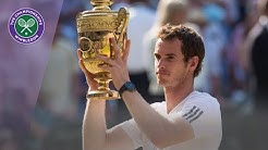 When Andy Murray won Wimbledon
