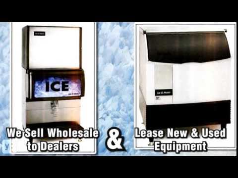 Ice Makers Restaurant Equipment Tulsa OK Magic Refrigeration