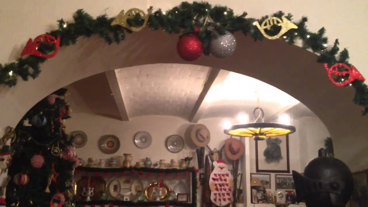 Mi peque o rinc n de navidad decoracion navide a mariado - Decoracion de navidad en casa ...