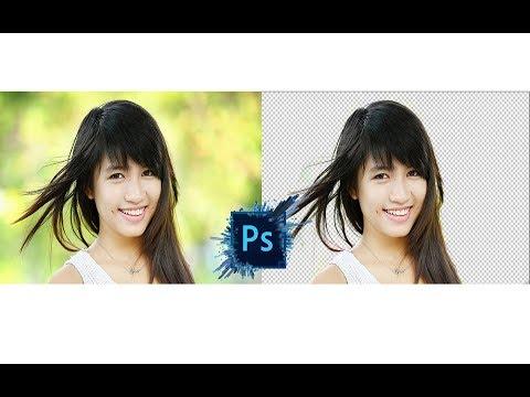 Cara Simple Menyeleksi Rambut Dengan Photoshop