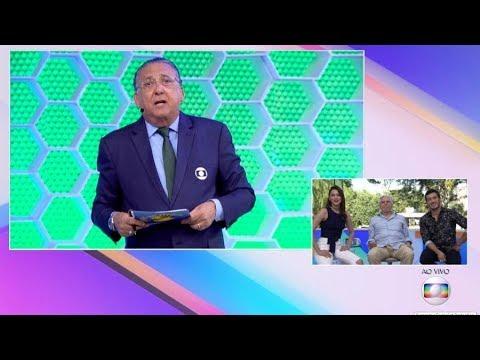 Galvão Bueno chama Sophia Abrahão de Sônia Abrão no Video Show