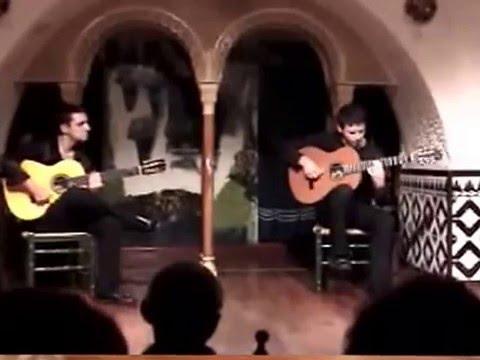 Flamenco performance in Spain
