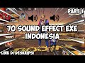 70 SOUND EFFECT EXE INDONESIA - PART 1