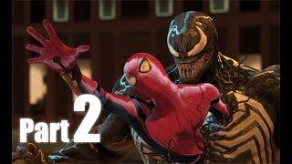 Örümcek Adam Ölüm 2 VENOM vs Spider-man Bölüm - -