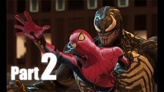 VENOM vs Spider-man Parte 2 - La Muerte de Spider-man