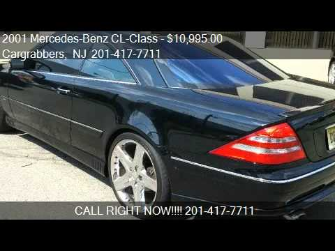 2001 mercedes benz cl class cl500 2dr coupe for sale in for 2001 mercedes benz cl500 for sale