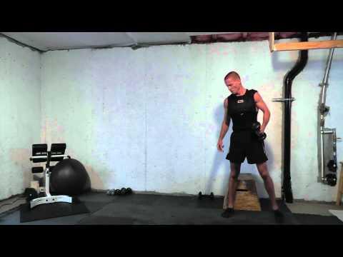 Hobie Call's Upper Body Challenge