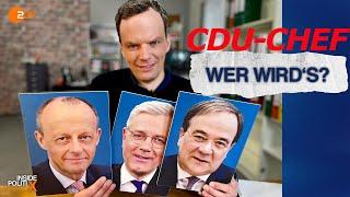 Die cdu wählt einen neuen vorsitzenden – schon wieder! nach dem angekündigten rücktritt von annegret kramp-karrenbauer sucht partei mitten in der corona-...