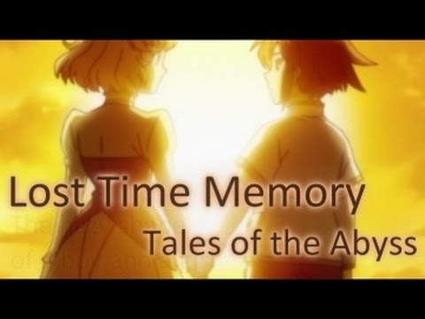 「Lost Time Memory」- Tales of the Abyss x KagePro - Lyric GMV