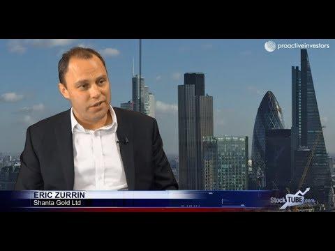 Shanta Gold's Eric Zurrin Details Singida Financing And Latest Exploration