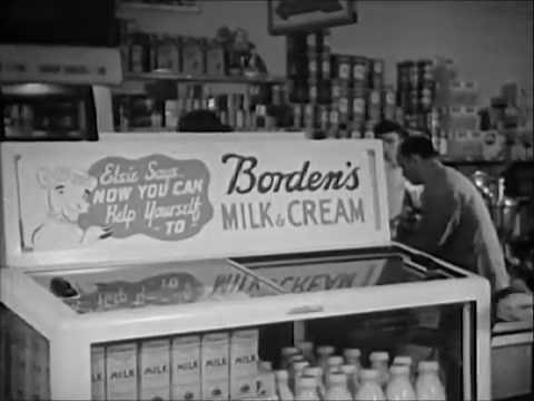 US Food Production During WWII - White Ammunition - 1942 Educational Documentary - CDA