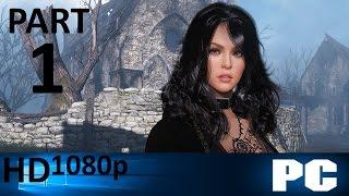 Black Desert Walkthrough PART 1 [PC] Witch Gameplay  @1080p HD ✔