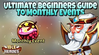 Idle Heroes - Ultimate Beginners Guide To Monthly Events