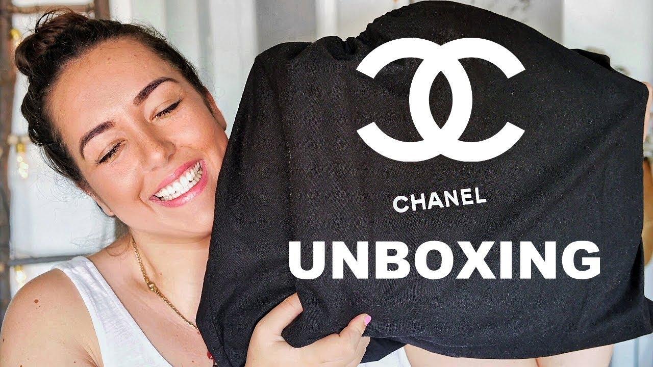 Chanel Handtasche Unboxing