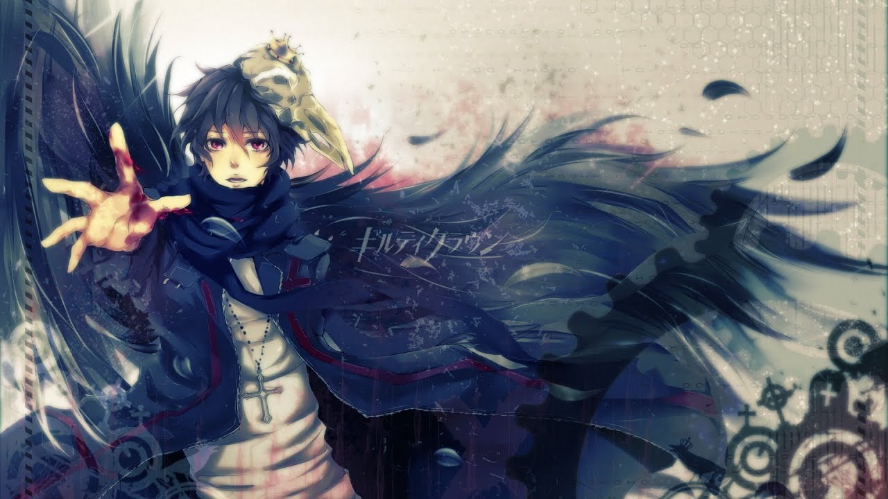 Top 10 anime similar to tokyo ghoul 2014 hd youtube - Anime male wallpaper hd ...