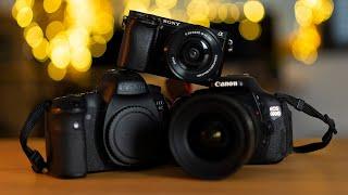 Die besten Kameras 2019 unter 500€ für Fotografie Anfänger