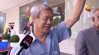 【武汉肺炎】疫情升级 樟宜机场设立人体热能探测机