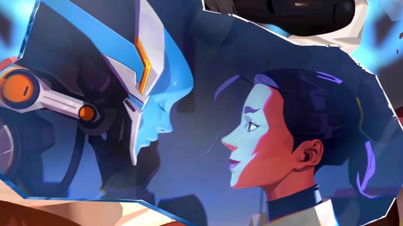 "Download ""Her Legacy. Her Promise. Her Echo."" | ECHO NEW HERO 32 REVEAL! | Overwatch Echo Origin Story Review"
