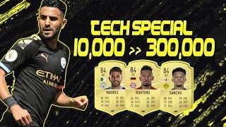 FIFA 20   ACHAT/REVENTE - TECH POUR TOUT BUDGET   10,000 ➡ 300,000 FUT 20
