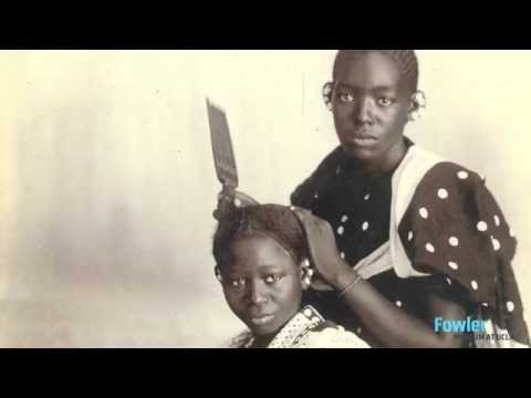 The Art of Hair in Africa: Everyday Combs