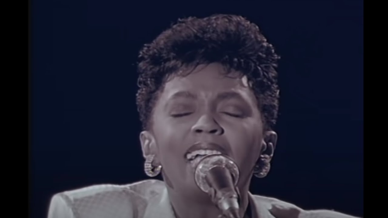 Anita Baker - Caught Up In The Rapture (Official Music Video)