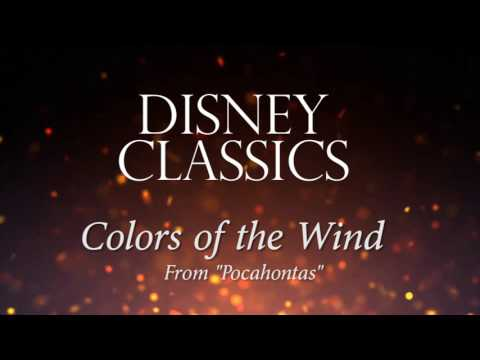 "Colors of the Wind (Instrumental Philharmonic Orchestra Version)  From ""Pocahontas"""