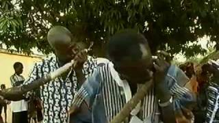 Gbofe of Afounkaha, the music of the transverse trumps of the Tagbana community