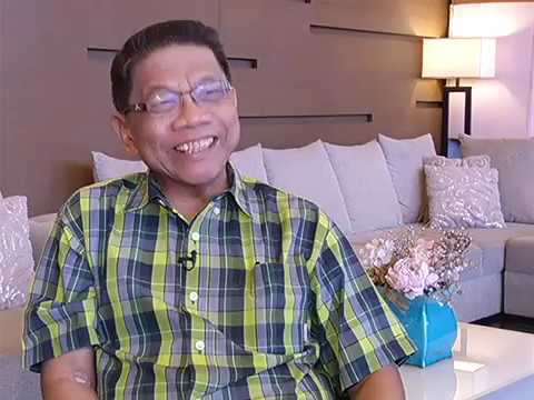 Welcome back, Sir Mike Enriquez!