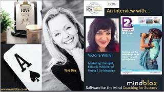 Spotlight_Tess interview with Vicтoria Withy (Raring 2 Go magazine's Editor & Publisher