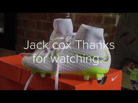 Jack Cox Academy, (UNBOXING) My first pair of sock boots