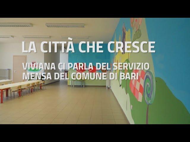 Viviana e il servizio mensa: la città che cresce - Paola Romano, #lacittàdellpersone