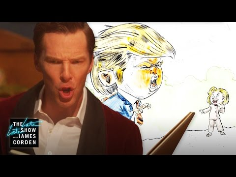 The Tale of Election 2016 w/ Benedict Cumberbatch