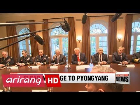 Trump will not permit Pyongyang to threaten U.S. with nuclear weapons: McMaster