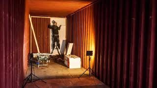Ausbau Seecontainer Zum Tiny House Teil 01
