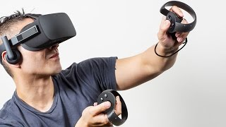Oculus Touch Launch Games Montage - Oculus Connect 3 2016