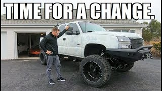 Hate to Admit it... But I'm Getting Tired of the Same Old Duramax