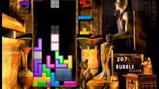 The New Tetris (N64 OST) - Title Theme (Mega Extended!) with Gameplay